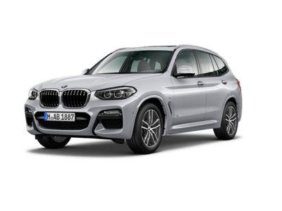 käytetty BMW X3 xDrive20d M SPORT AT
