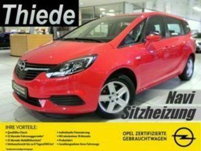gebraucht Opel Zafira C 1.6D EDITION NAVI/SHZ/LED/AHK/TEMP.