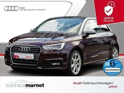 gebraucht Audi A1 Sport 1.6 TDI Klima Xenon Alu Panorama Media Paket Start/Stop 5-Gang