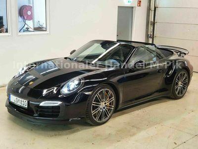 gebraucht Porsche 911 Turbo S Cabriolet