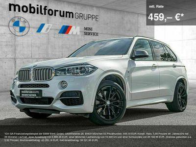 gebraucht BMW X5 M50 M50d PANORAMA H/K HUD NAVI LED STANDHZ EU6 als SUV/Geländewagen/Pickup in Freiberg