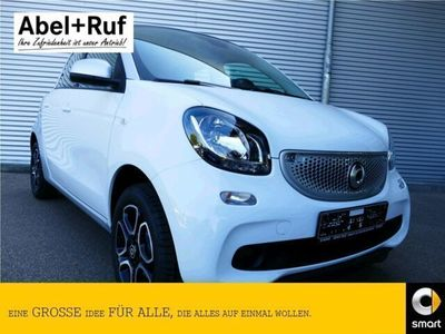 gebraucht Smart ForFour 66 kw turbo - Cool&Audio Paket - LED - Tempoma
