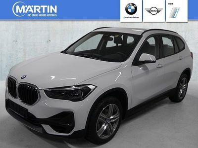 gebraucht BMW X1 sDrive18i Advantage LED Navi Tempomat Shz