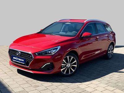 gebraucht Hyundai i30 Kombi Style 1.4 T-GDI DCT / KLIMA / LED / PDC / NA