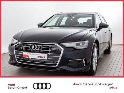 gebraucht Audi A6 Avant design 40 TDI qu.S tr. LED NAVI VIRTUAL