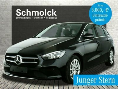 gebraucht Mercedes B220 4M PROGRESS/LED/EASY/KAMERA/AMBIENTE/NAVI