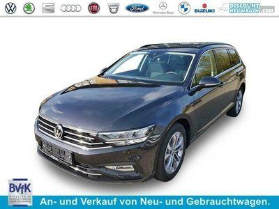 gebraucht VW Passat Variant Business - MJ 2021 | Navi Klimaaut. Alu SHZ