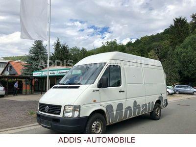 gebraucht VW LT Kastenwagen/Kombi 35 Hochraum-Kasten