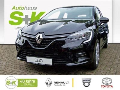 gebraucht Renault Clio EXPERIENCE TCe 100 EASY LINK 7""