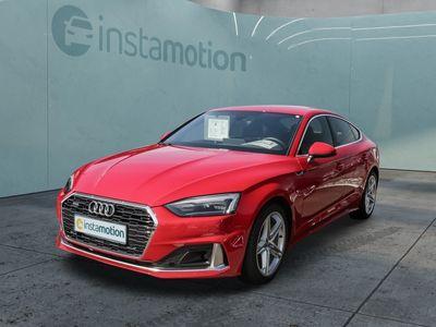 gebraucht Audi A5 Sportback A5 45 TDI advanced qu.tiptr.LEDAZVN