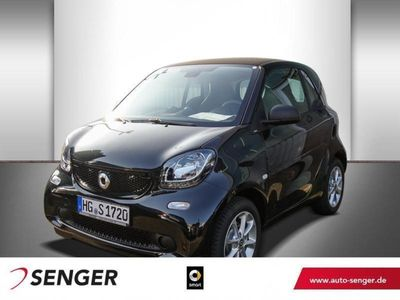 gebraucht Smart ForTwo Coupé 66kw turbo twinamic Passion