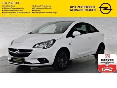 gebraucht Opel Corsa E 120 Jahre, Parkpilot v+h, IntelliLink, Sitz-/Lenkradheizung