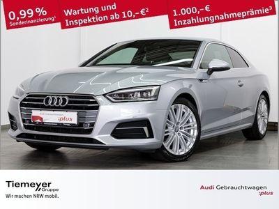 gebraucht Audi A5 Coupé 2.0 TDI SPORT LM19 VIRTUAL LED