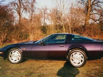 gebraucht Corvette C4 - Sammlerzustand als Sportwagen/Coupé in Schriesheim
