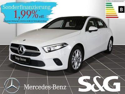 gebraucht Mercedes A200 Progressive Prem-Navi-Pkt/Schiebedach/LED