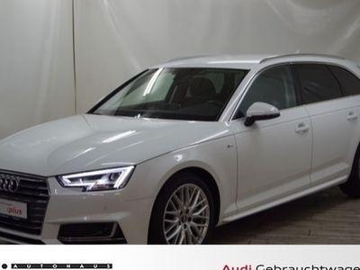 gebraucht Audi A4 A4 Avant sport 2.0 TDI
