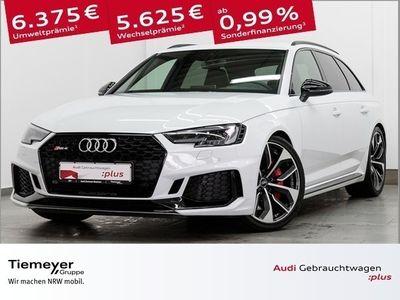 gebraucht Audi RS4 Avant 2.9 TFSI Q S-AGA BuO HuD MATRIX
