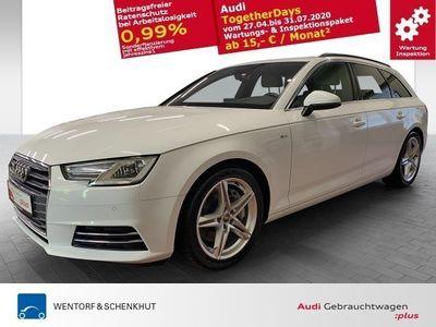 gebraucht Audi A4 Avant Sport 3.0 TDI quattro Sline SHZ APS+ Xenon