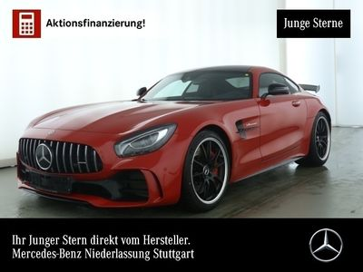 gebraucht Mercedes AMG GT R Cp. Perf-Sitze Perf-Abgas Perf-Lenk Distr.