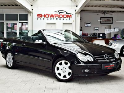 gebraucht Mercedes CLK200 Kompressor Cabrio Avantgarde # AHK # SHZ