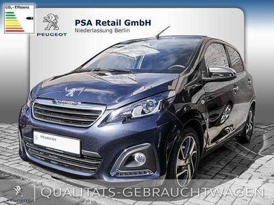 gebraucht Peugeot 108 Allure Top! PureTech 82 5t