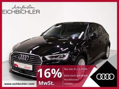 gebraucht Audi A3 Sportback e-tron Sport 1.4 TFSI S tronic MMIPlus LED Navi Automatik Keyless Sportsitze