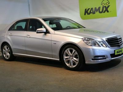 gebraucht Mercedes E200 CGI Avantgarde Limo. Aut. +Navi +Xenon +SHZ +Attetion-Assist