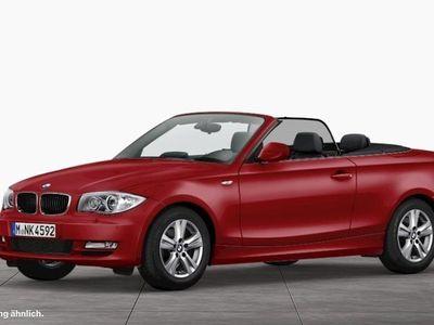 gebraucht BMW 120 Cabriolet d Xenon Tempomat BT USB Klimaaut. Shz