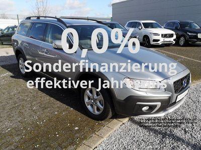 gebraucht Volvo XC70 D5 AWD Summum Xenon/Zusatzhz./eSitz./BC