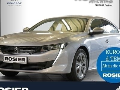 gebraucht Peugeot 508 1.5 BlueHDi 130 Active PDC SHZ NAVI LED