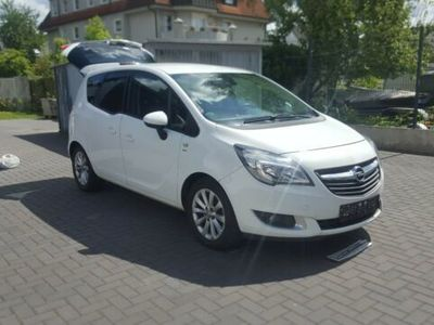gebraucht Opel Meriva 1.4 Benzin/LPG ecoflex Active
