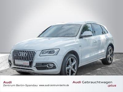 gebraucht Audi Q5 2.0 TDI EU6 quattro*3x S line*S tronic *NAVIplus*