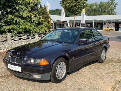 gebraucht BMW 316 i Coupe Automatik TÜV NEU 1.Hand