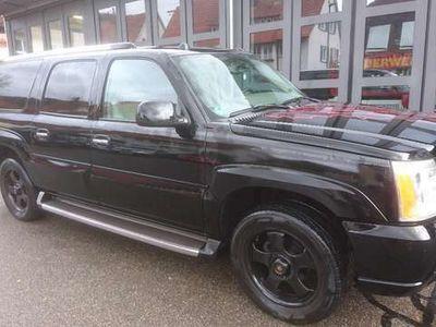 gebraucht Cadillac Escalade lang 7-Sitzer
