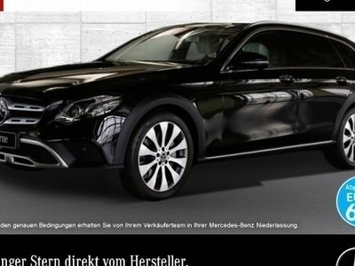 gebraucht Mercedes E400 T 4M All Terrain Ava Fahrass Pano Widesc