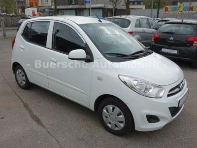 gebraucht Hyundai i10 1.2 Style 1 Hand Euro 5 Klima