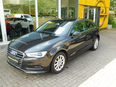 gebraucht Audi A3 Attraction NAVI Panoramadach Xenon