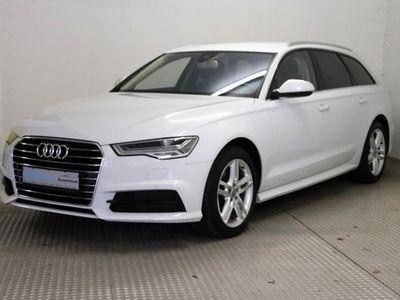gebraucht Audi A6 Avant 2.0l TDI DPF S-tronic LED / Navi /