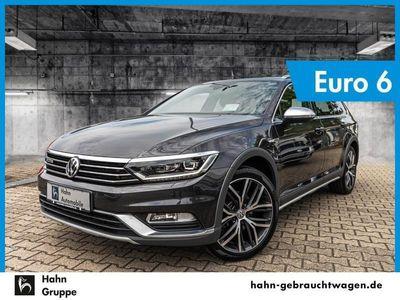 gebraucht VW Passat Alltrack 2.0TSI Navi ACC LED Lane ACC