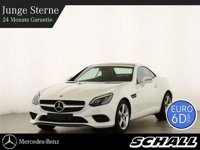 gebraucht Mercedes 200 SLCAIRSCARF/LED INTELLIGENT/TOTWINKEL/NAVI