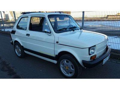 gebraucht Fiat 126 p Faltschiebedach