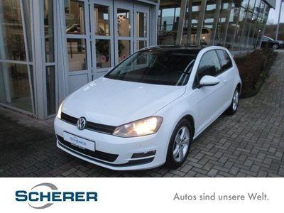 gebraucht VW Golf VII 2.0 TDI Comfortline PANODACH/ALU/PDC