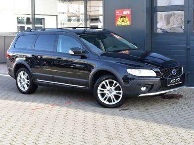 gebraucht Volvo XC70 Black Edition Euro6*NAVI*XENON*