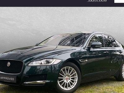 gebraucht Jaguar XF 20d AWD Aut. Prestige