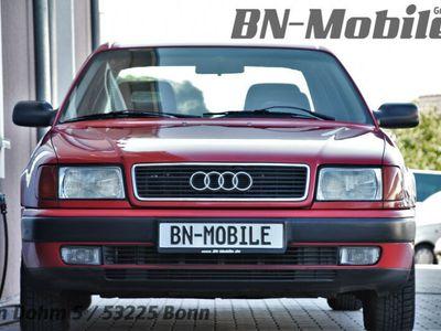 gebraucht Audi 100 C4 2.3E TÜV bis 03/2020 Klimaautomatik