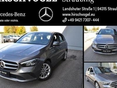 gebraucht Mercedes B200 Progressive+AHK+MBUX+Navi+LED+Kam+PDC+SHZ