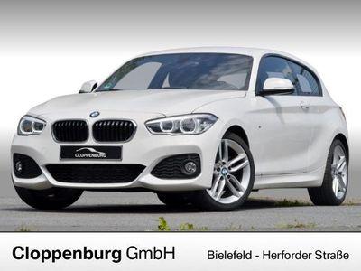 gebraucht BMW 118 d M Sportpaket 5Sitze 18Z LED Facelift Tempomat
