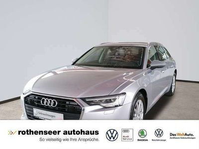 gebraucht Audi A6 Avant 2.0 TFSI basis quattro DSG *AHK*MATRIX*ACC -