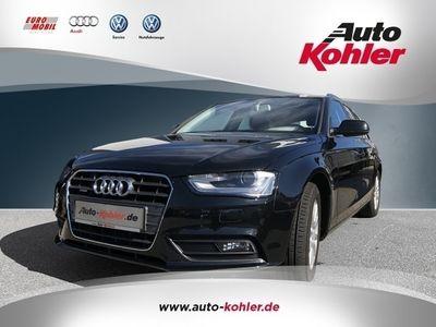 gebraucht Audi A4 Avant 2.0 TDI DPF Attraction clean diesel