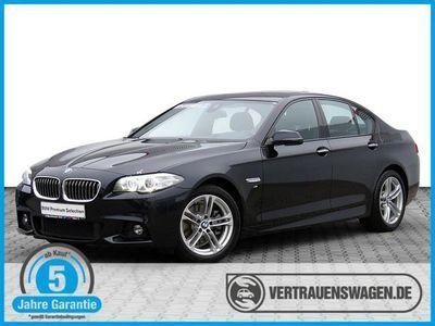 gebraucht BMW 520 dA M-Sportpaket DDC HUD NAVI PRO XE